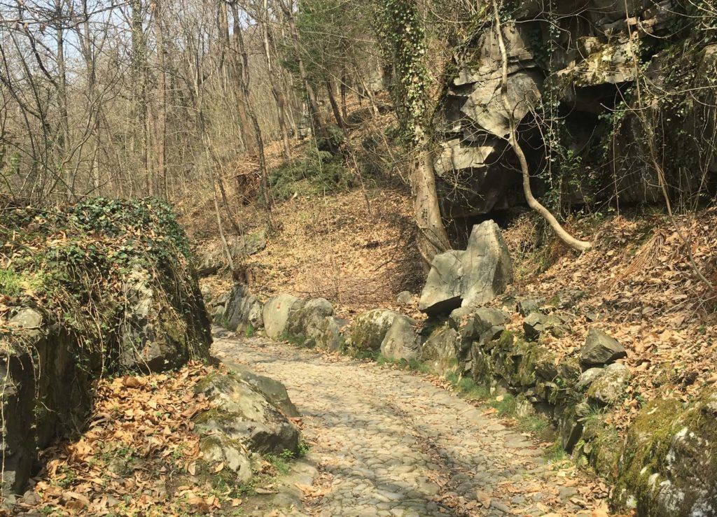 Tappa 3 cammino di Carlo Magno: Foppe di Nadro