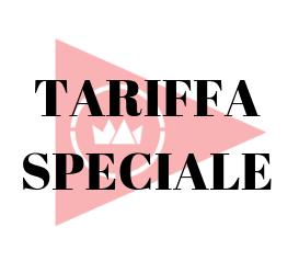 Tariffa speciale