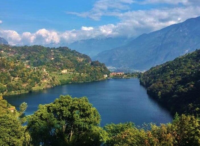 Lago Moro, Cammino Camuno, CAM CAM